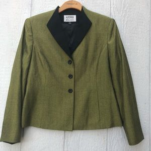 KASPER BLAZER SIZE 10 PETITE good condition